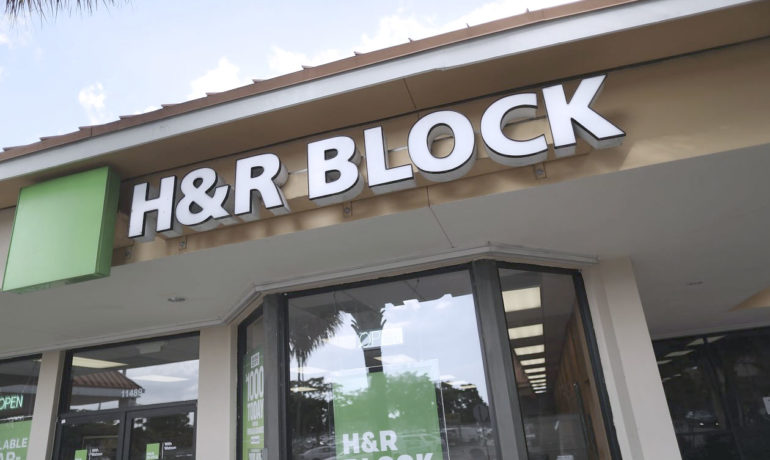2010 Q3 - Investment Letter (H&R Block)